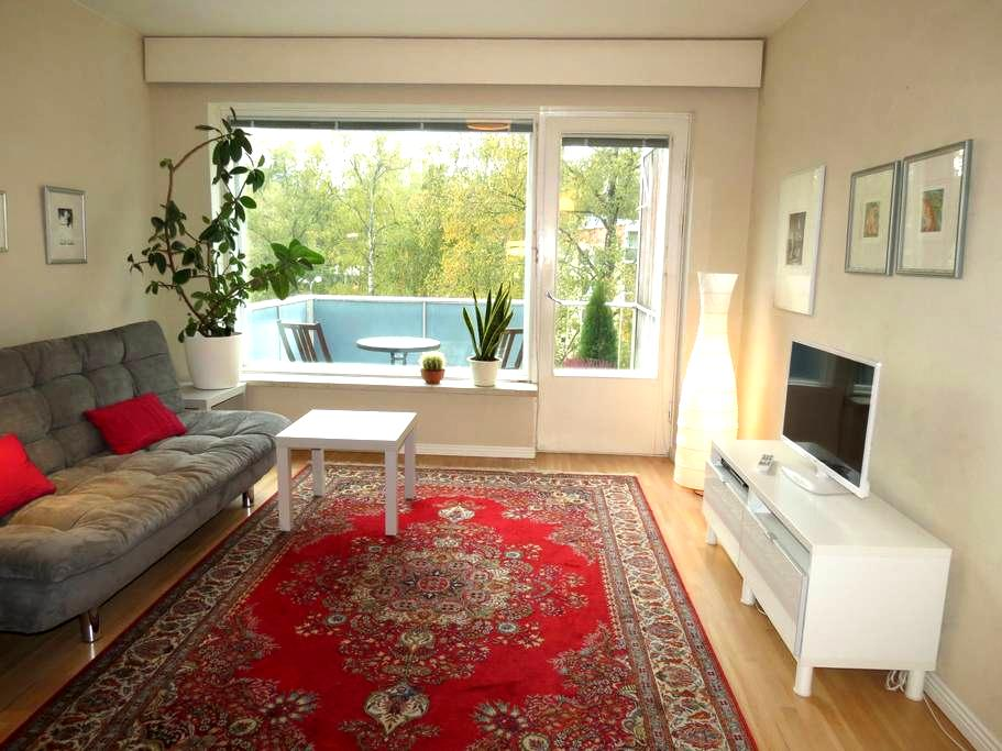 Home away from home - Top floor - Espoo - Huoneisto