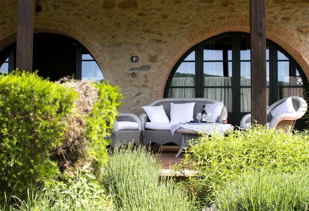 Appartamento in casolare Toscano - Casole D'elsa - Apartment