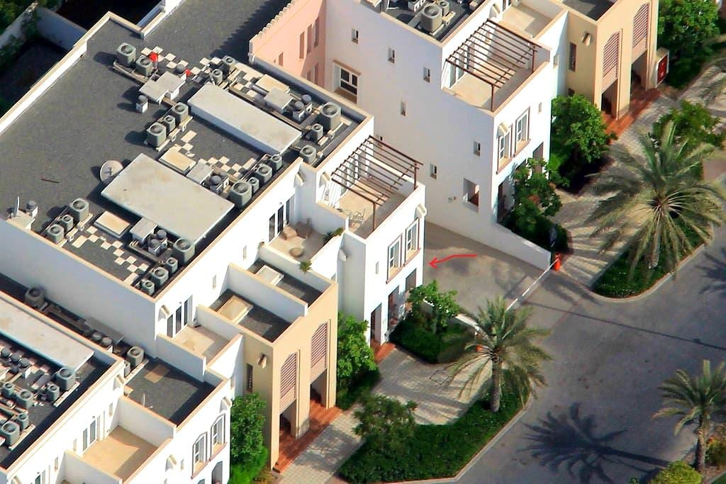 Townhouse - Muscat - Stadswoning