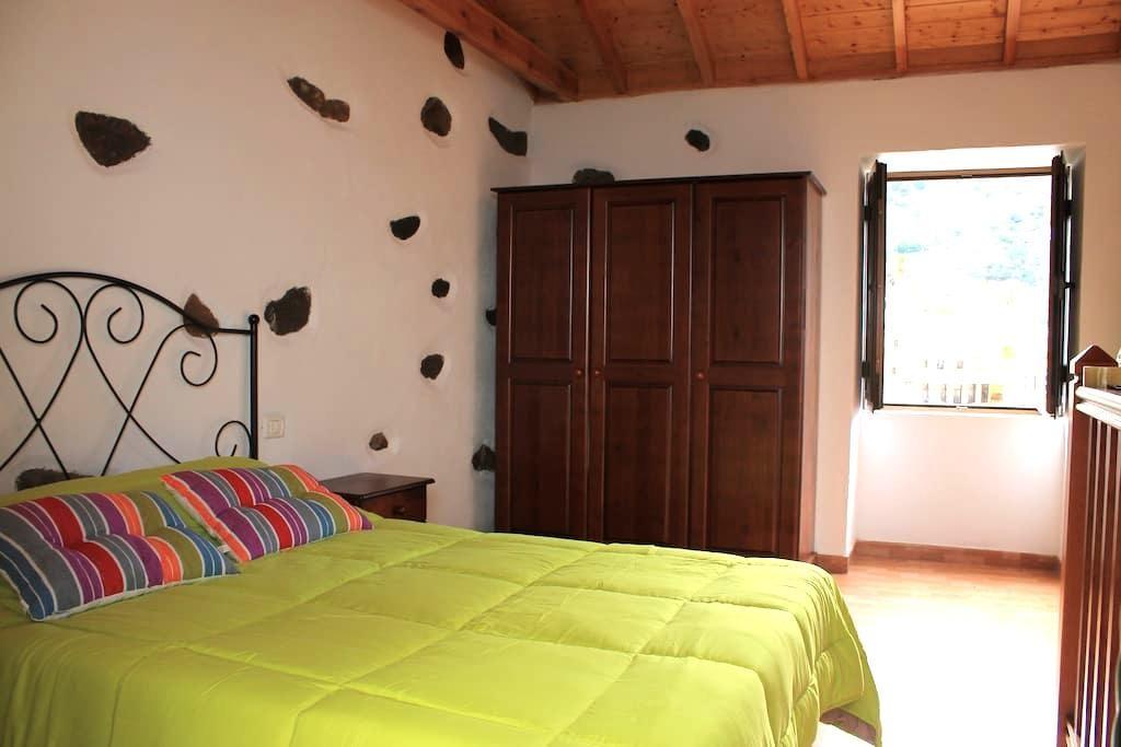 Casa Morera, Vallehermoso - Vallehermoso