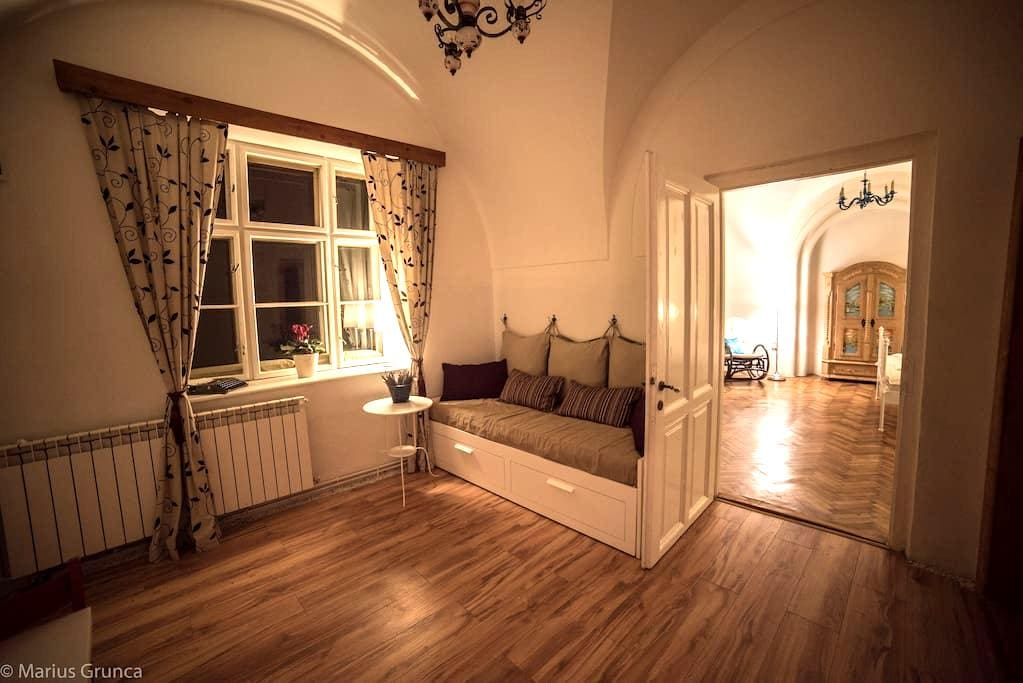 Romantic Apartment in the Old Town - Sibiu - Apartemen