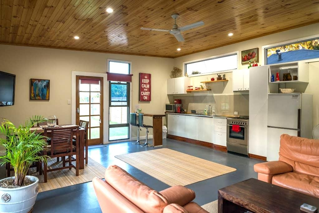 Blissful rural escape 4hrs from Syd - Telegraph Point - Kabin