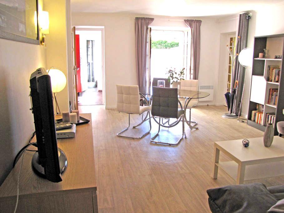 Bel appartement sur Côte normande - Langrune-sur-Mer