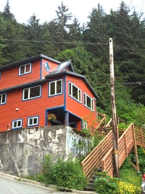 Charming downtown Juneau apartment - Juneau - Byt