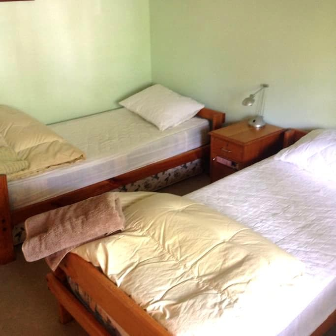 Twin room in leafy Camberwell - Camberwell - Huis