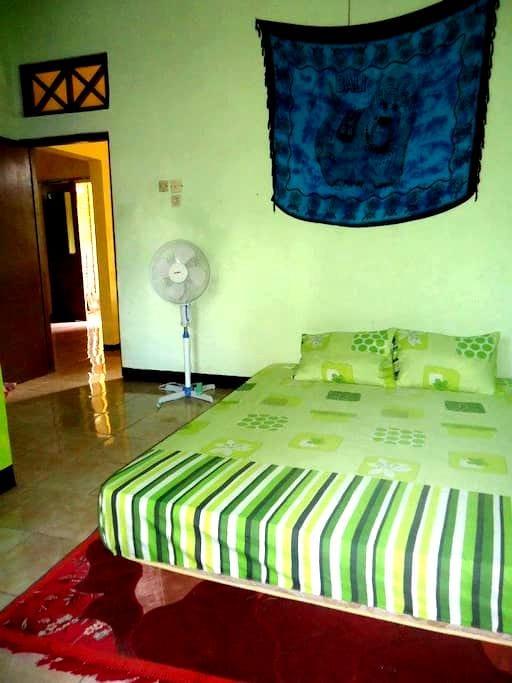 Chill House Cimaja - Green Room - Cimaja - House