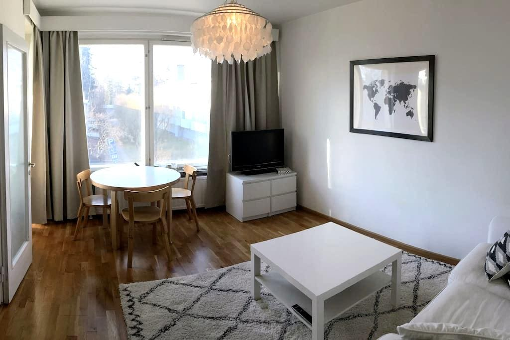 Lovely 1 bedroom apartment - Helsinki - Apartment