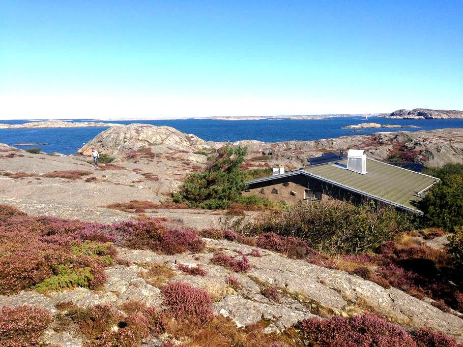 Gullholmen - Sea views. Secluded, yet sociable. - Orust V