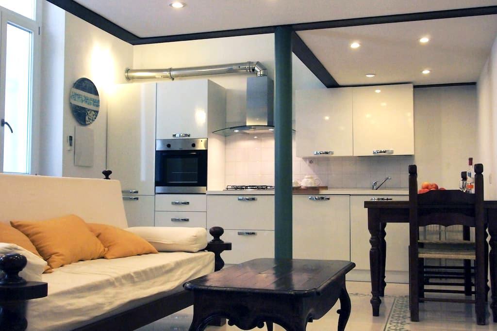 Luxury loft, heart of  Cagliari - Cagliari