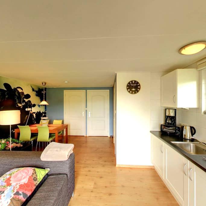 Luxe boerderijappartement (4 pers.) - Denekamp - Apartamento