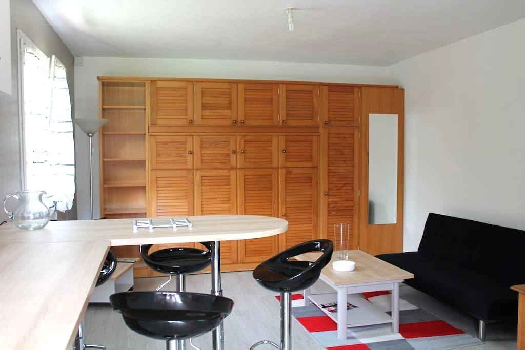 Studio neuf proche St-Malo Dinard Dinan - Langrolay-sur-Rance - Apartamento