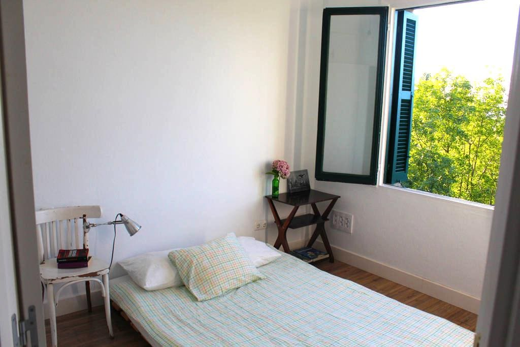 Beautiful room in centric villa - Donostia