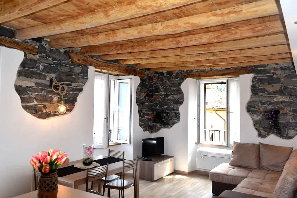 Appartamento Tivano - Lezzeno - Lägenhet