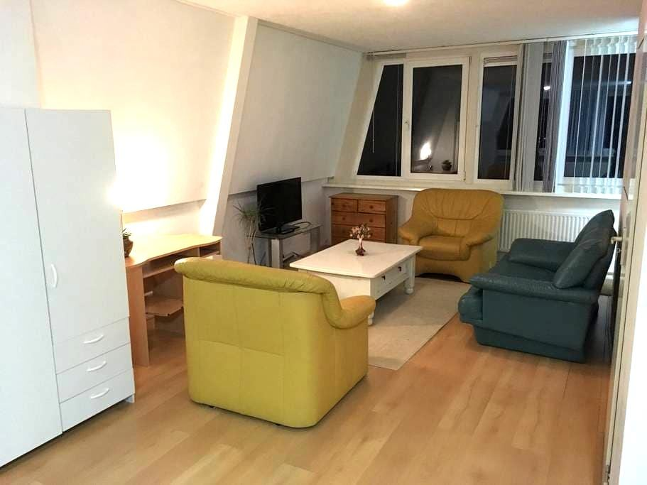 Top floor studio near Amsterdam centre - Amstelveen - Talo