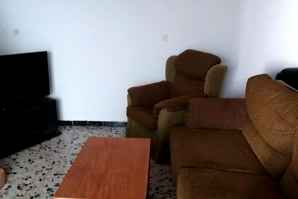 Habitación + baño + cocina + salón en Lebrija-Sev - Lebrija - Rumah