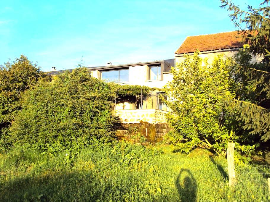 Burgundy, nature & history. - Lormes - House