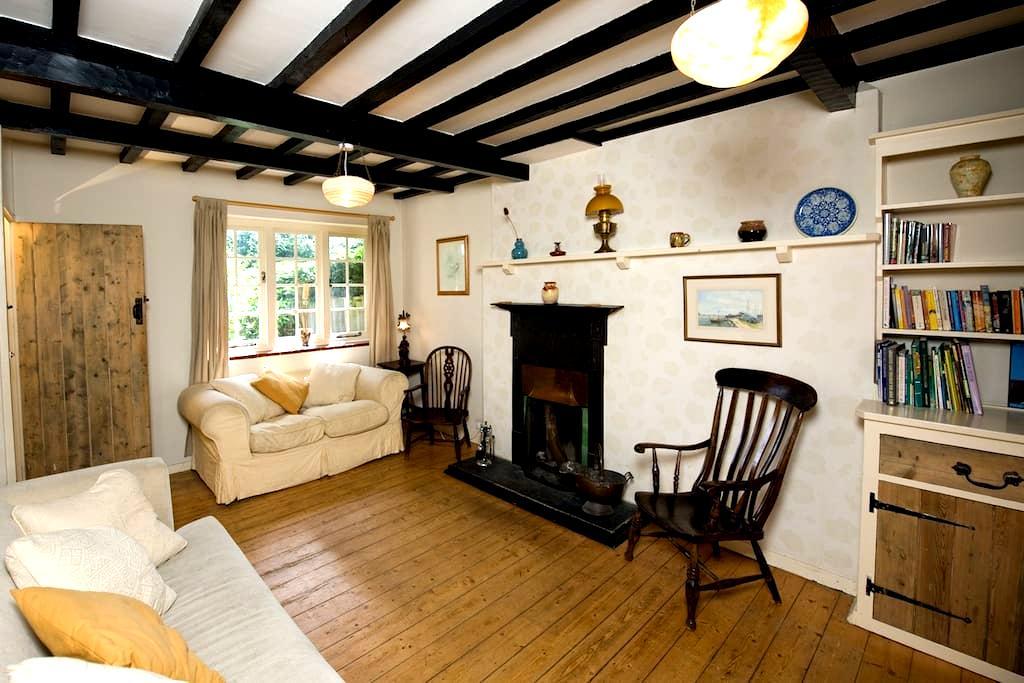 Arts & Crafts cottage, New Forest coastal Village - Lymington