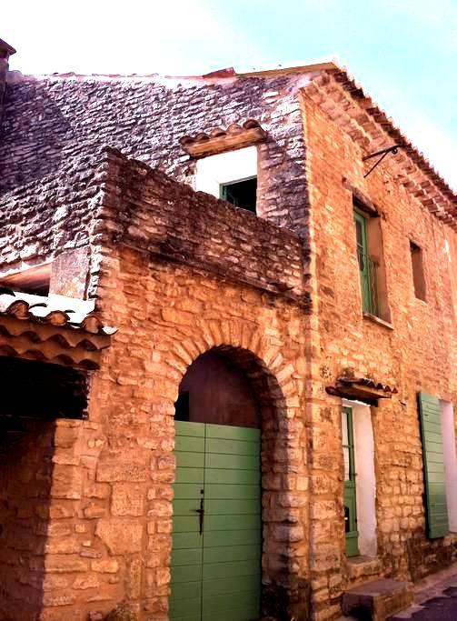Village house - Goult - Haus