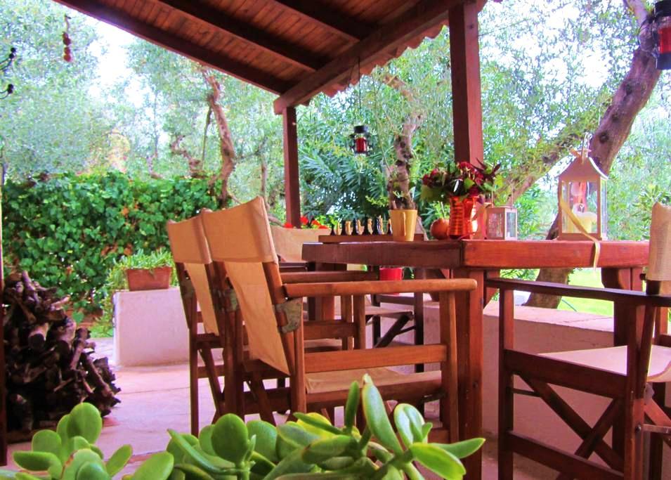 Gardenia, semi-detached villa - Agios Nikolaos - Haus