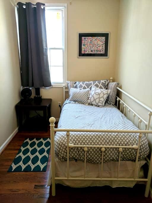 Comfy Room in the Heart of DC - Washington - Byhus
