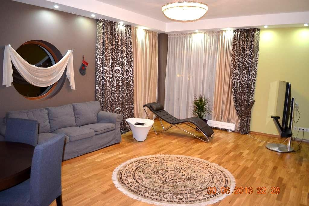Уютные апартаменты в Межапарке - Riga - Appartement