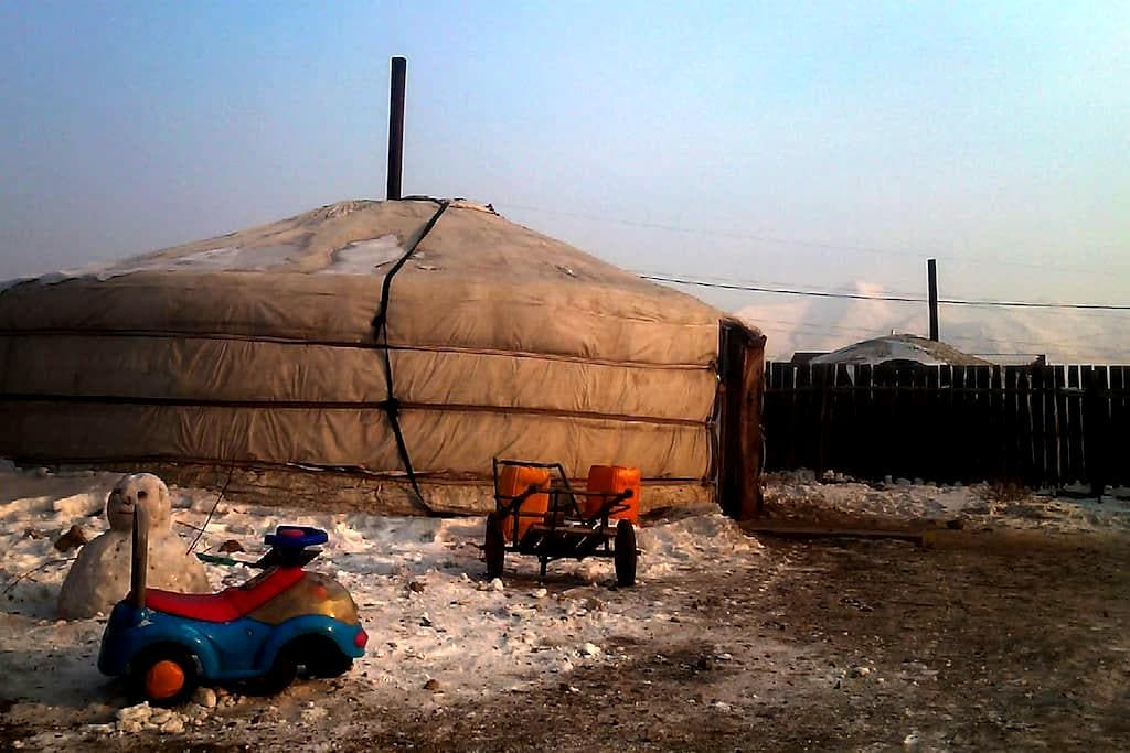 Ger /Traditional dwelling/ - Ulaanbaatar - Yurt