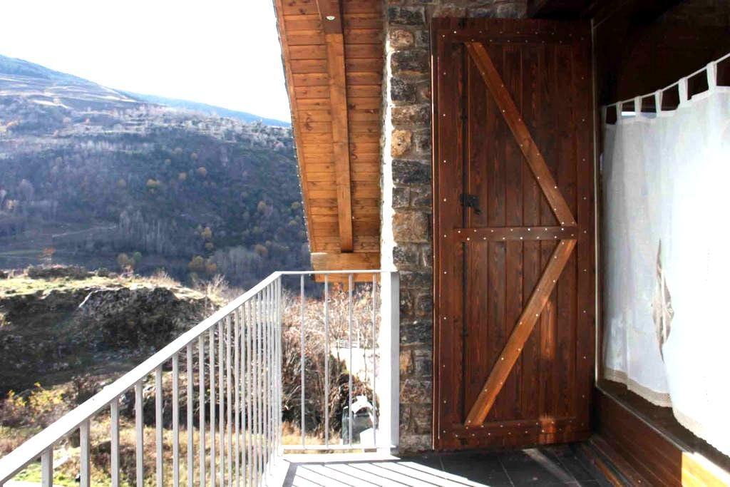 Espacioso Apartamento Vall de Boí - Durro - Apartament