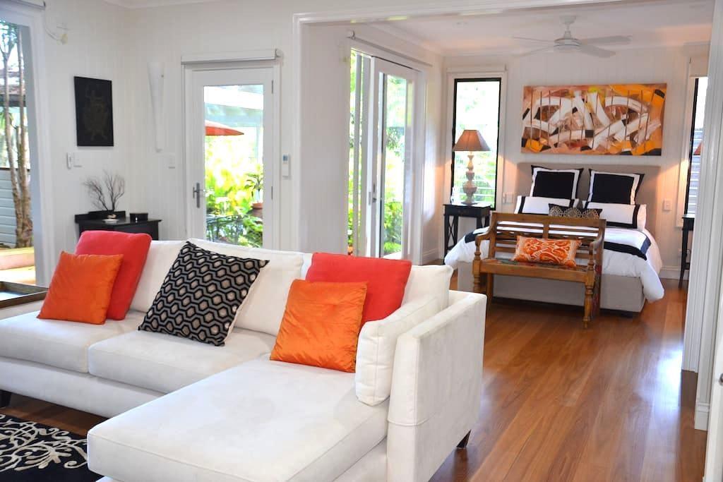 Bardon Luxury Garden Apartment - Bardon - Ev
