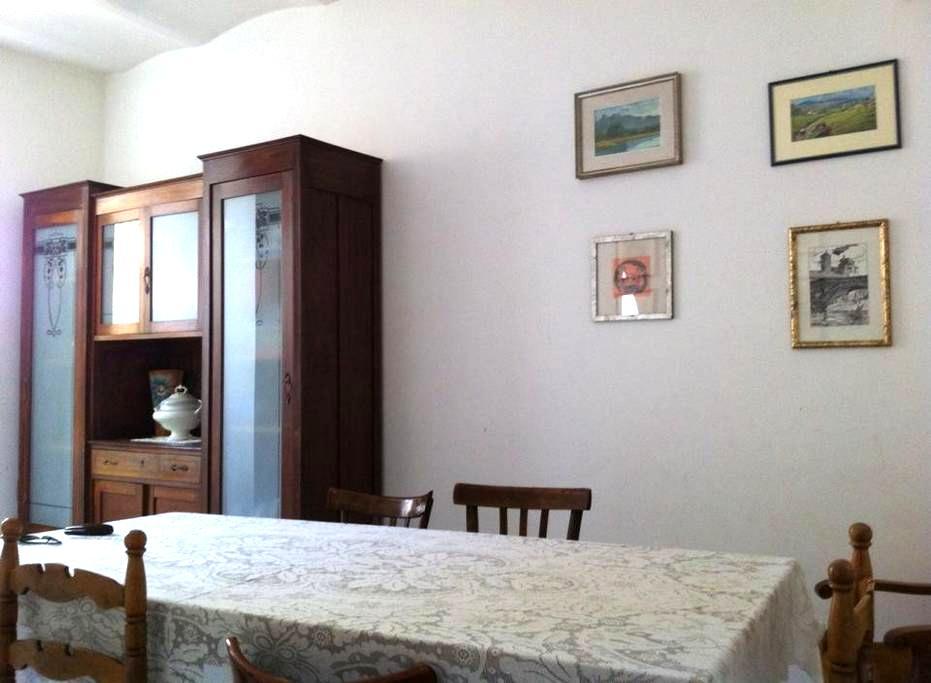 Accogliente appartamento nel centro storico - Anagni - Daire