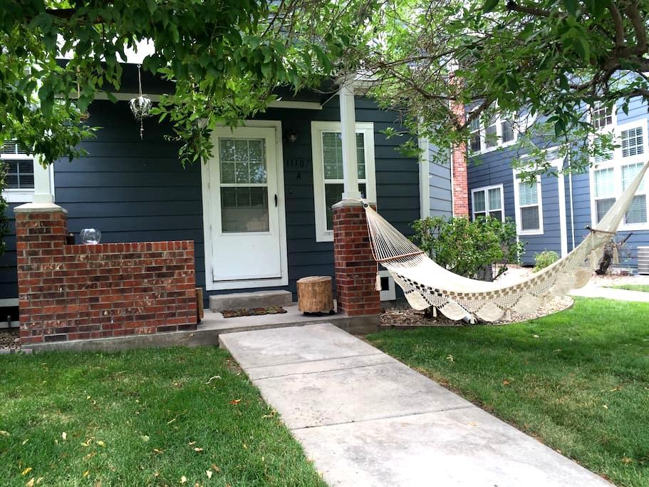 Cozy townhome betwn Denver &Boulder - Westminster - Adosado