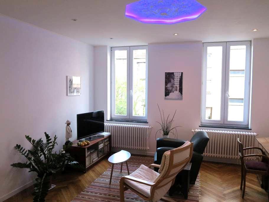Le Strasbourg - Metz - Wohnung