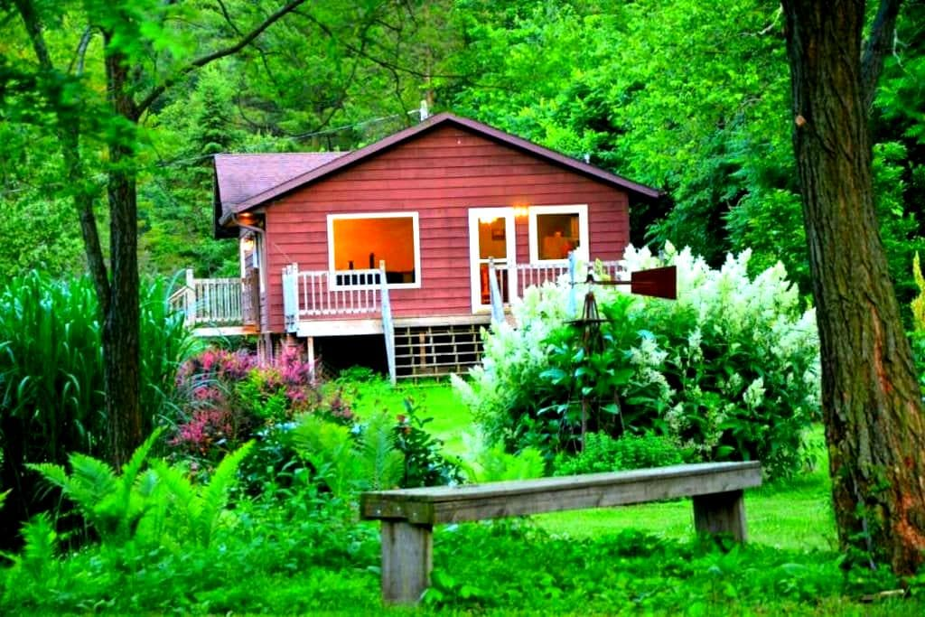 White Pine Cottage 4 Bedrooms - Lansing - Chalet
