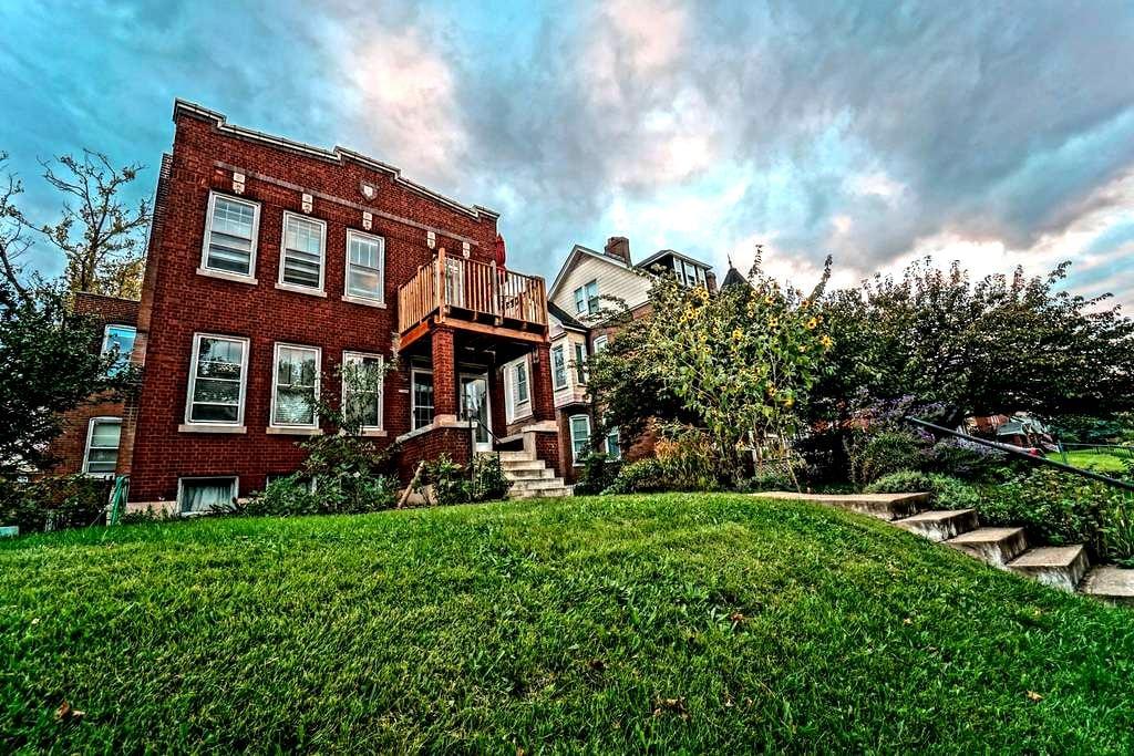 2nd floor Southwest Garden Neighborhood 2nd floor - St. Louis - Appartement