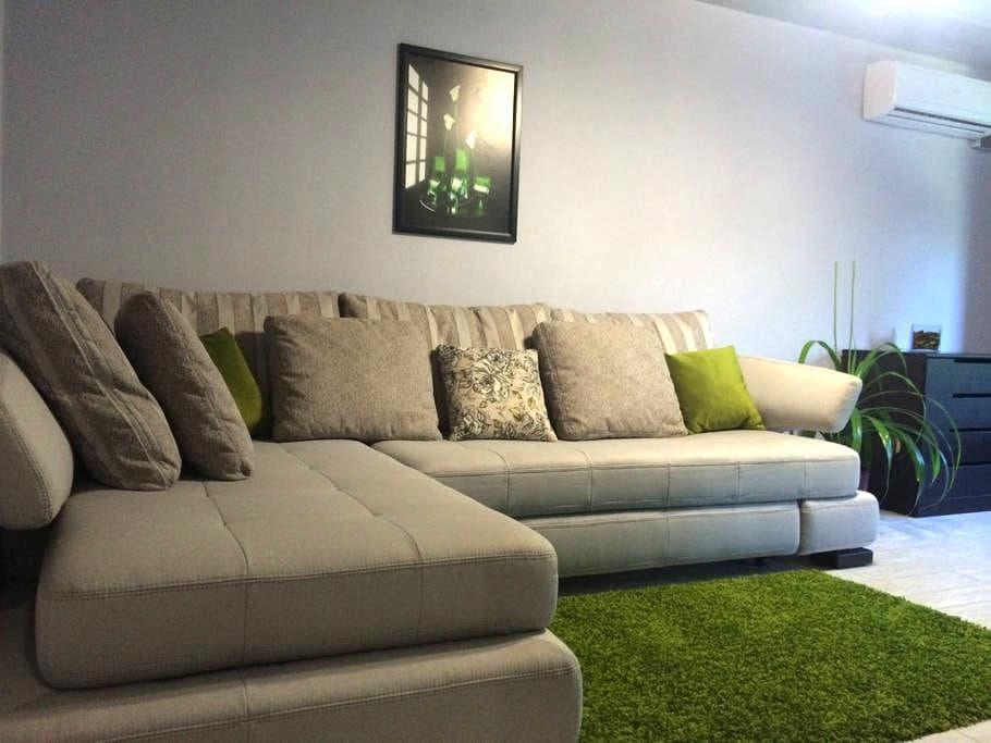 Premium Apartment - Kharkiv - Carcóvia - Apartamento