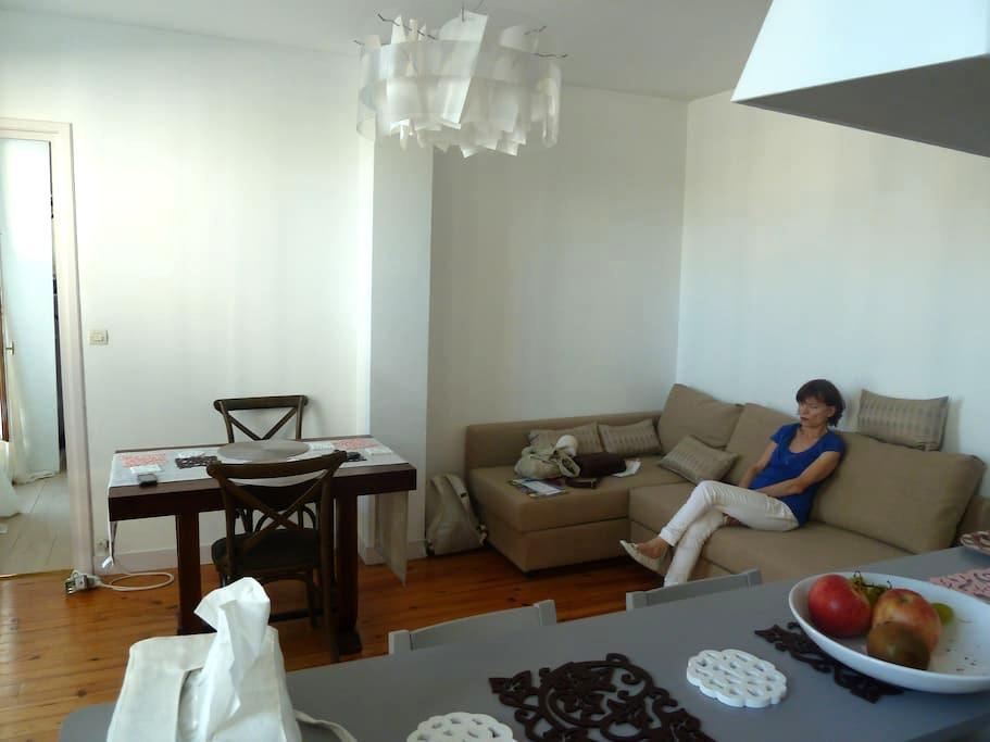 Appartement 45m², 2 pièces - Gentilly - Apartmen