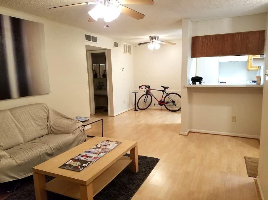 Clean, Spacious Condo Perfect for All Travelers! - Houston - Appartement en résidence