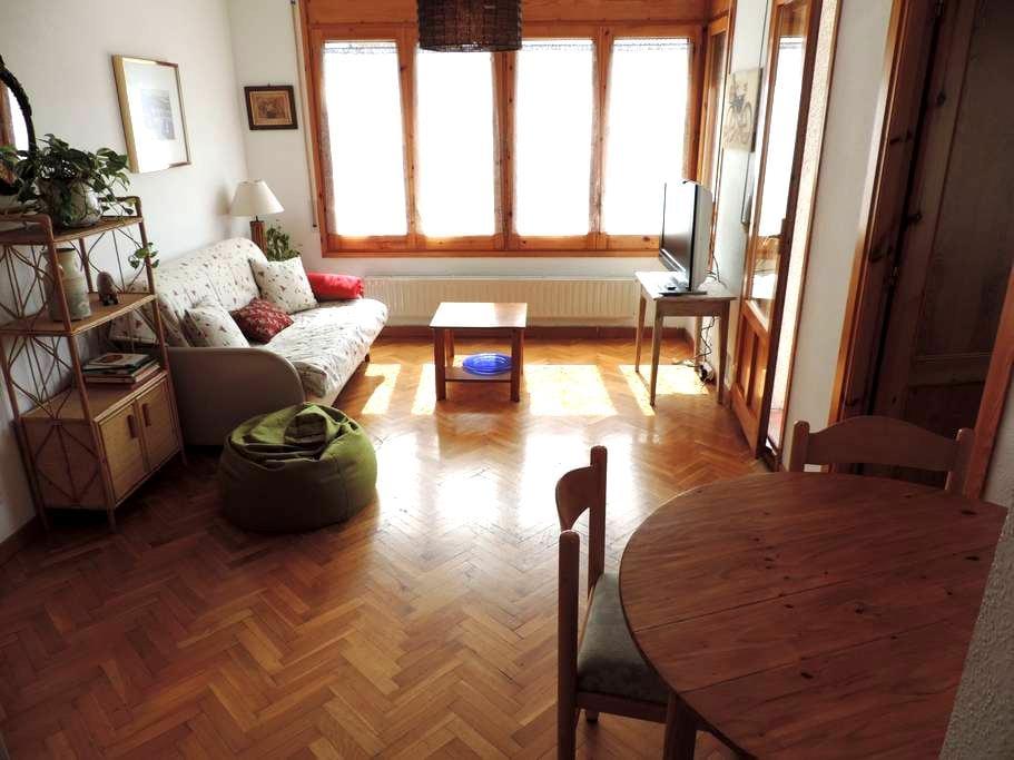 Apartemento acogedor en Jaca - Jaca - Huoneisto