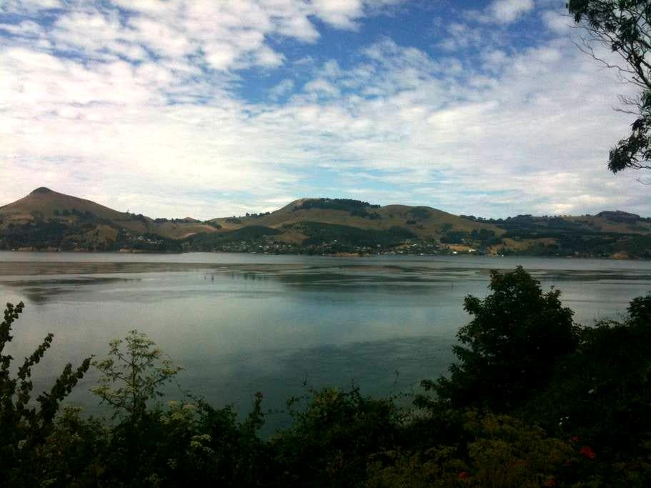 Sunny family home in Port Chalmers - Port Chalmers