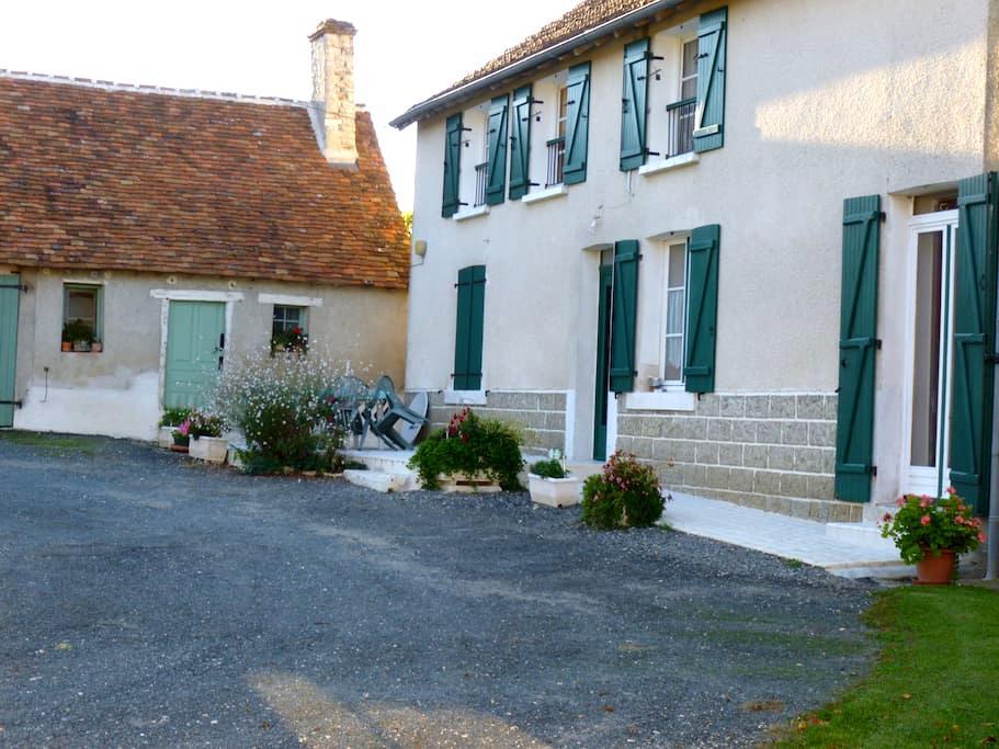 Le petit Puy - Villedieu-sur-Indre