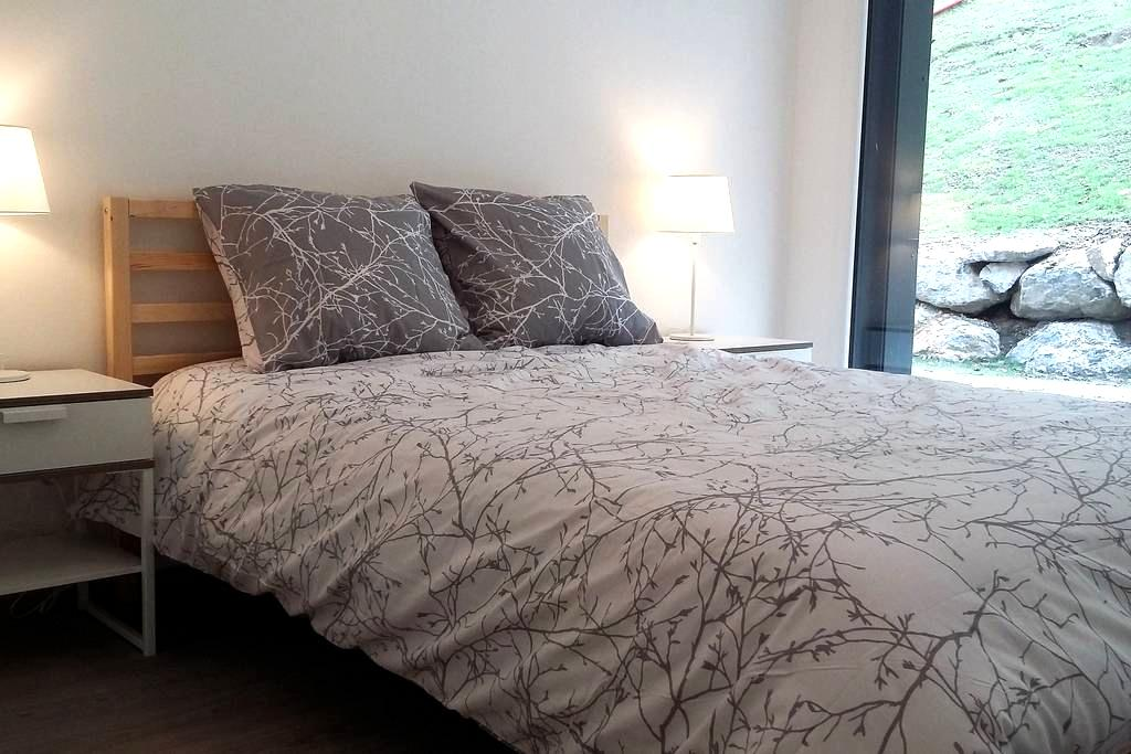 Appartement neuf 6 personnes à Evian - Évian-les-Bains - Apartamento