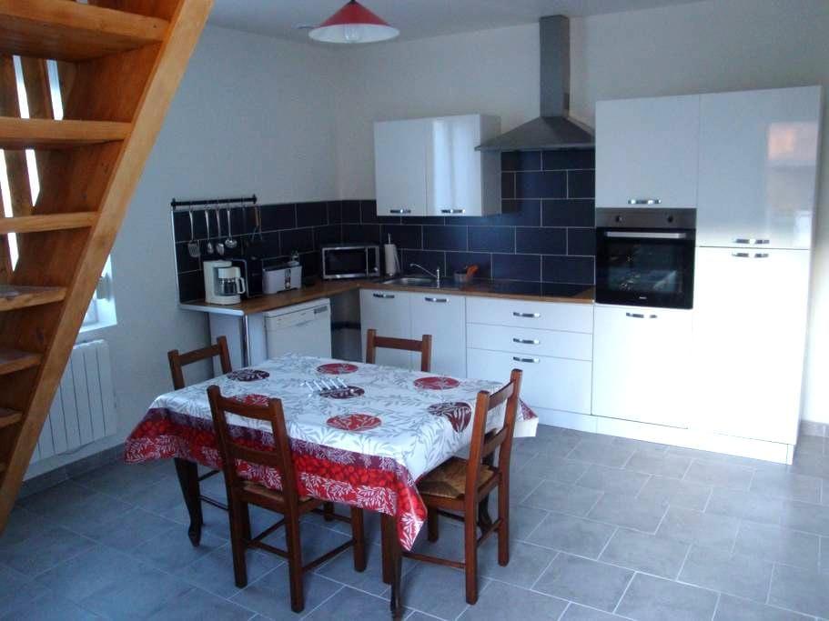 Location maison meublée de 55m² - Travecy - Hus