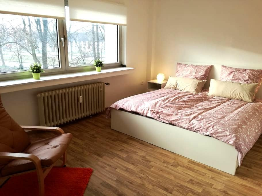 Das Aqua Zoo Privat-Quartier - Düsseldorf - Apartment