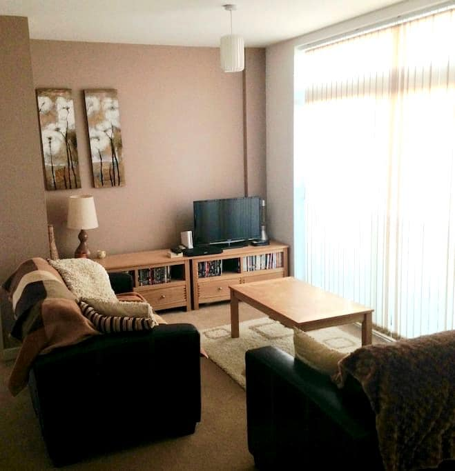 NEW - 1 bedroom, modern, well furnished apartment - 노팅엄(Nottingham) - 아파트