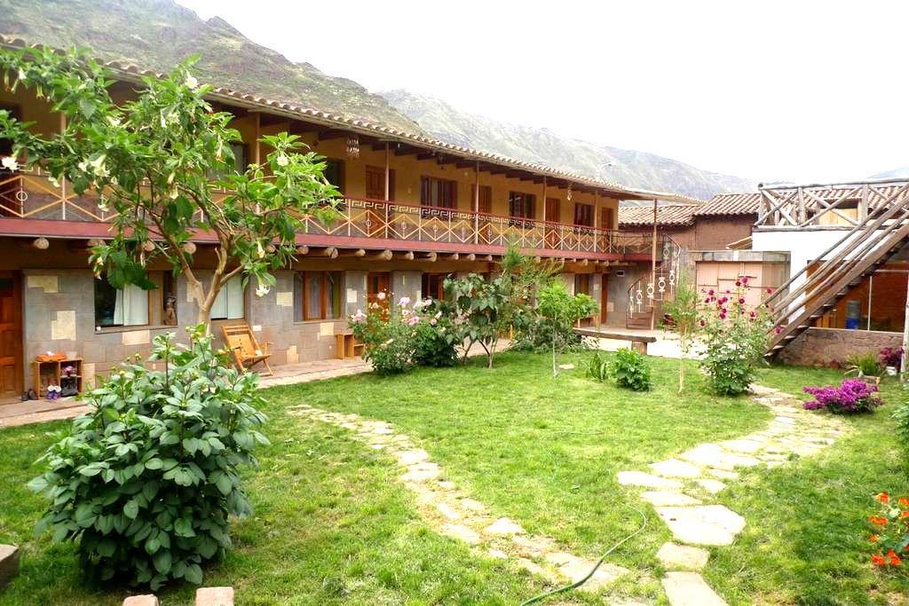 Guest House Pisac Inca  - Pisac - Wikt i opierunek