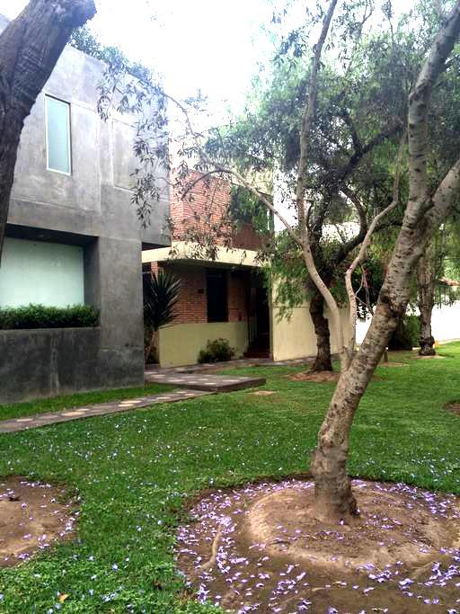 Room in El Olivar, San Isidro-Lima - Lima - Hus