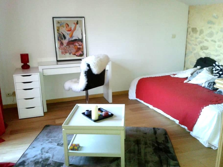 room for rent - Jouques - Rekkehus