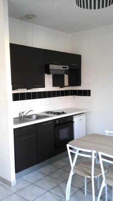 Loue appartement T1 meublé - Gap - Pis