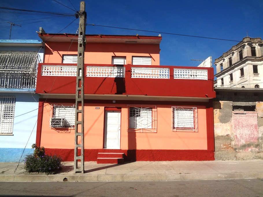 BALCON ROJO - Cienfuegos - Apartment