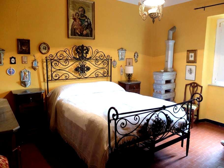 Santa Mustiola: Camera dei Tigli - Arcidosso - Villa