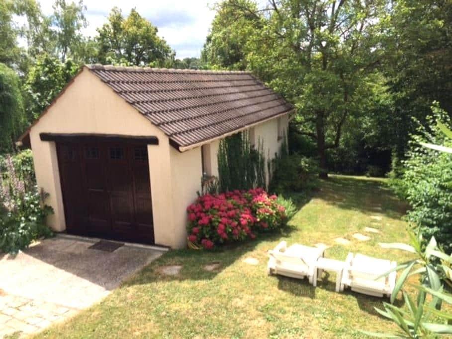 Séjour en Vallée de Chevreuse - Lévis-Saint-Nom - House